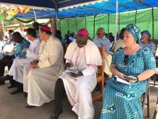 L'Hospital de l'Orde Hospitalari Sant Joan de Déu a Mabesseneh (Sierra Leona) celebra el seu 50è aniversari
