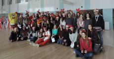 Els estudiants i professors del Campus Docent participen i organitzen diferents activitats de Nadal