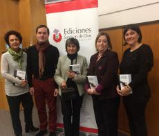 """Presentació del llibre """"Evolución del cuidado y profesión enfermera"""""""