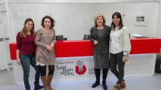 El Campus Docent rep la visita de la Dra. Jussara Gue Martini, de Brasil
