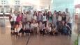 Un grup d'estudiants del Campus Docent col·labora en una nova edició dels Camps de Treball Solidaris