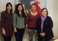 Professores de la Universitat Austral de  Xile visiten el Campus Docent