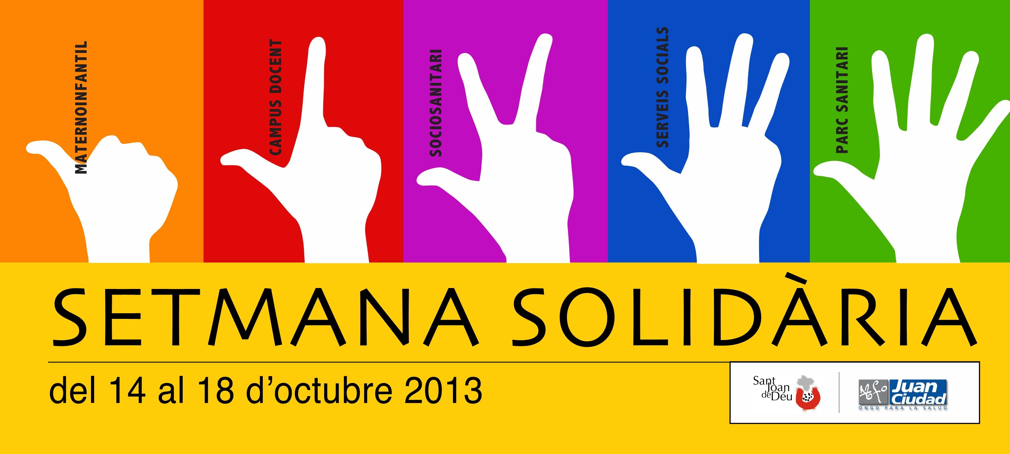 Del 14 al 18 de octubre se celebró la Semana Solidaria con Juan ...